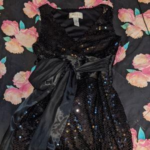 Eliza J Sequin Party Dress